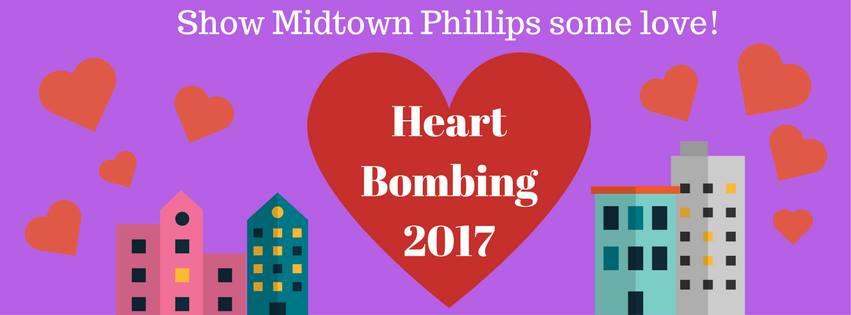 Heart Bomb MidtownPhillips!