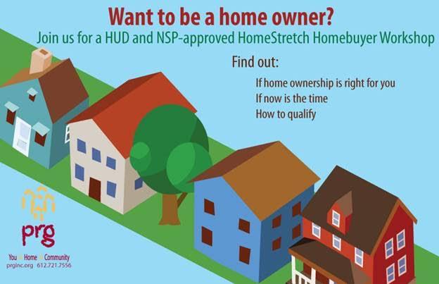 Home-Stretch Buyer Workshop thisSaturday!