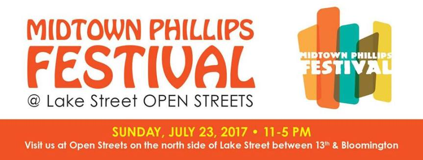 Midtown Festival at Lake+Minnehaha Open Streets!
