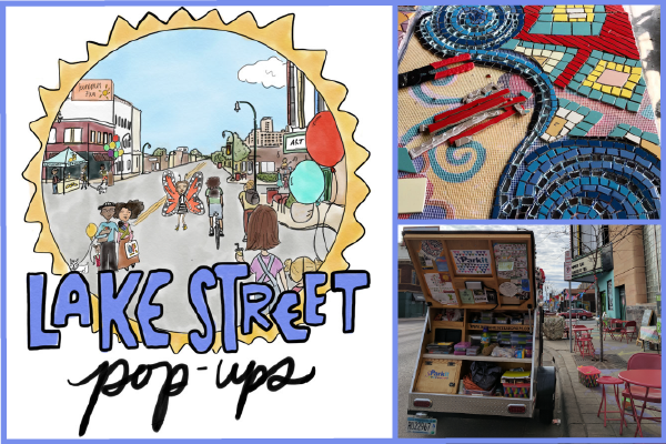 Join Lake Street Council for Their Pop-Up Events This Summer!