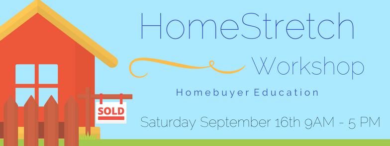 Homebuyer Education NextWeek