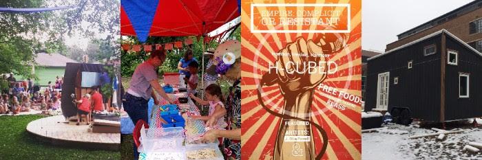 Artist Neighborhood Partnership Initiative Small Grant ProgramRFPs