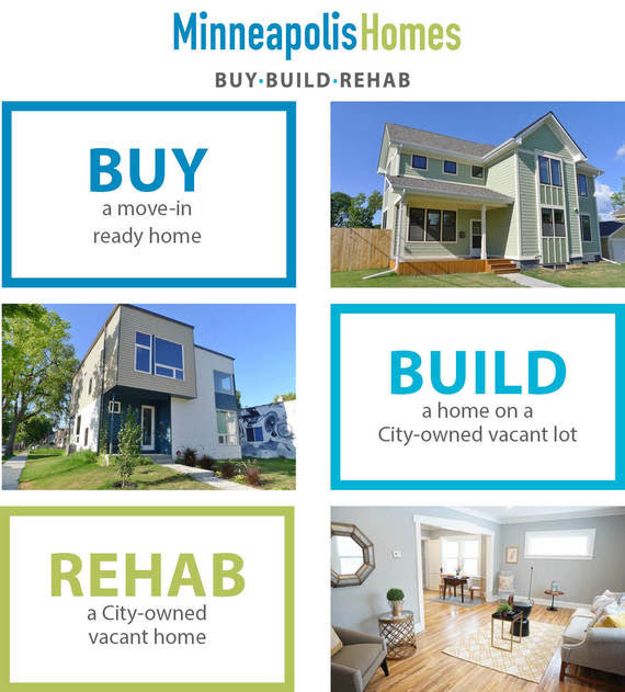 Upcoming Minneapolis Homes Information Session