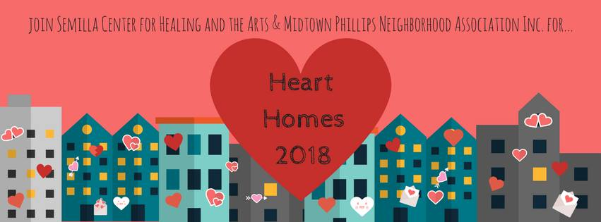 Heart Homes 2018 with Semilla Center for Healing and the Arts and MPNAI
